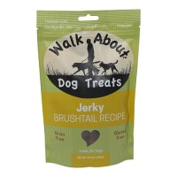 Walkabout Pet Treats walk about grain free dog jerky - 5.5oz, 25 ea