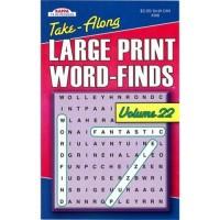 Kappa large print word find digest size - 6 ea