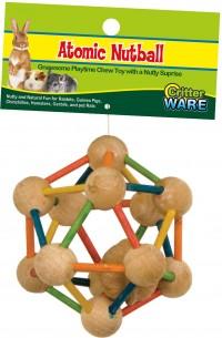 Ware Mfg. Inc. Bird/Sm An atomic nut ball - large, 72 ea