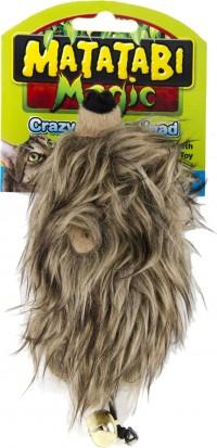 Ware Mfg. Inc. Dog/Cat matatabi crazy critter head - 72 ea