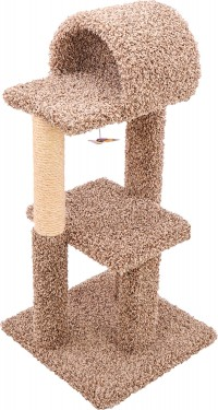 Ware Mfg. Inc. Dog/Cat kitty sleep slipper furniture - 20wx21dx41h, 1 ea