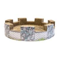 Ware Mfg. Inc. Dog/Cat corrugated catnip castle - 6 ea