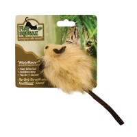 Ourpets Company play-n-squeak mouse toys - 24 ea