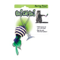 Ourpets Company go cat go spring time - 24 ea