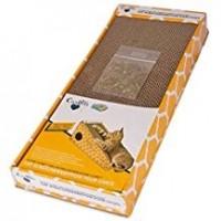 Ourpets Company cosmic catnip alpine climb inclined cat scratcher - 4 ea