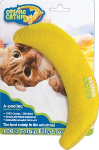 Ourpets Company cosmic 100% catnip filled toy - 24 ea