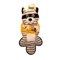 Ourpets Company snag-ables door/floor scratcher raccoon - 12 ea