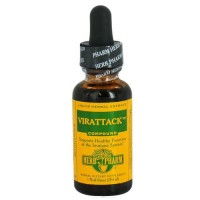 Herb pharm virattack immune support - 1 oz