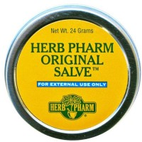 Herb pharm original salve, certified organic - 1 oz