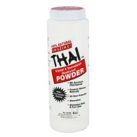 Thai Deodorant Stone Crystal and Corn Starch Deodorant Body Powder - 4 oz