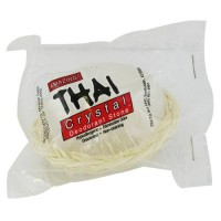 Thai crystal deodorant stone in a basket, non staining - 1 ea