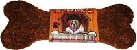 The Wild Bone Company venison bone pot roast jerky style dog treat - 1oz/48 piece, 4 ea