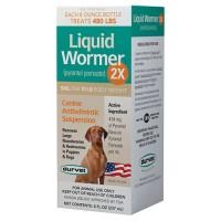Durvet - Pet D liquid wormer 2x - 8 ounce, 12 ea