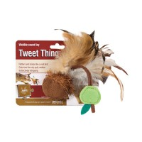 Worldwise Inc tweet thing electronic sound cat toy - 24 ea