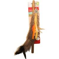 Worldwise Inc fly wild wand hypernip cat toy - 24 ea