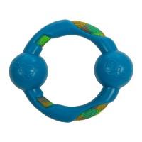 Quaker Pet Group godog rope tek ring dog toy - small, 24 ea