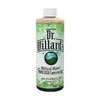 Dr. Willards willard water dark XXX concentrate liquid - 16 oz
