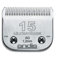 Andis Company ultraedge detachable blade - #15-ag, 12 ea