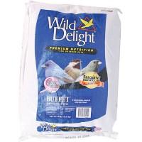 D&D Commodities Ltd. wild delight buffet for wild birds - 40 pound, 1 ea