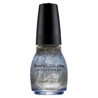 Sinful colors professional nail polish, queen of beauty - 3 ea