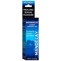 Majestic drug mandelay climax control gel - 1 oz
