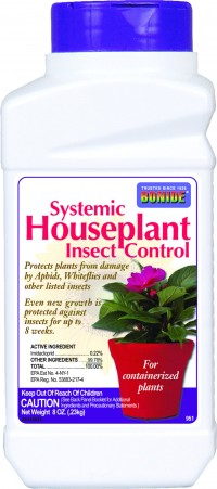Bonide Products Inc P systemic houseplant insect control - 8 ounce, 12 ea