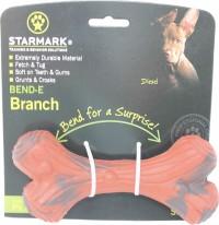 Starmark Pet Products bend-e branch - small, 24 ea