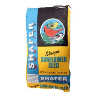 Shafer Seed Company sunflower seed-striped - 25 pound, 1 ea