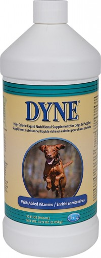 Pet Ag dyne high calorie supplement for dogs - 32 oz, 12 ea