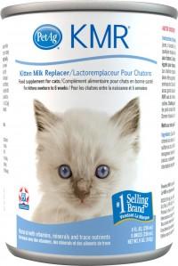 Pet Ag Inc kmr milk replacer for kittens - 8 ounce, 24 ea