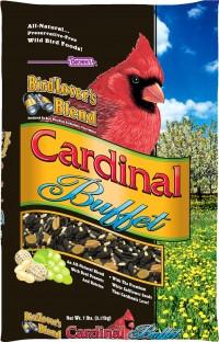 F.M. Browns Wildbird birdlovers blend cardinal buffet - 7 pound, 6 ea