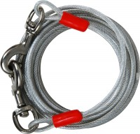 Booda Products aspen pet dog tieout - 20 ft, 10 ea