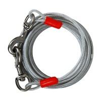 Booda Products aspen pet dog tieout - 20 ft, 5 ea