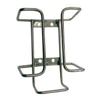 Horse And Livestock Prime stainless steel salt block holder - standard, 1 ea