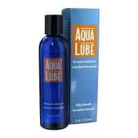 Aqua Lube Personal Lubricant - 4 Oz