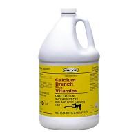 Durvet Inc D calcium drench plus vitamins - 1 gallon, 4 ea