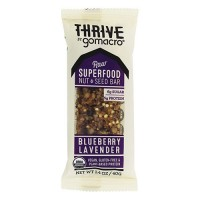 Thrive raw superfood nut and seed bar - 1.4 oz, 12 pack