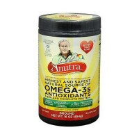 Anutra omega-3s antioxidants, ground - 16 oz