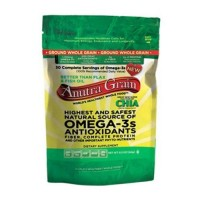 Anutra grain omega 3s ground whole grain antioxidants - 8.5 oz
