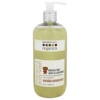 Nature's Baby organicss Vanilla Tangerine hair shampoo and body wash, 16 oz
