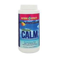 Natural Vitality Natural Calm Anti-Stress Drink, Raspberry Lemon - 16 oz