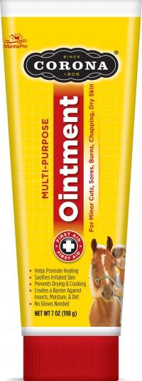 Manna Pro-Equine corona multi-purpose ointment - 7 ounce, 12 ea