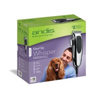 Andis Company easy clip whisper clipper kit for pets - 12 pc, 6 ea