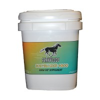 Pennwoods Equine Products body builder 4000 performance supplement for horse - 25 pound, 1 ea