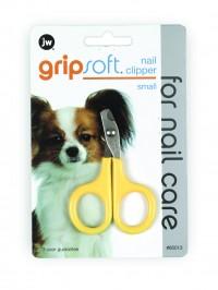 Jw - Dog/Cat jw gripsoft nail clipper - small, 12 ea