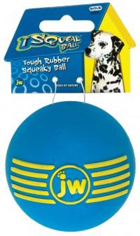 Jw - Dog/Cat isqueak ball - medium, 72 ea