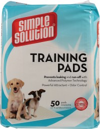 Bramton Company simple solution original training pads - 50 ct, 4 ea