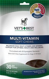 Bramton Company vets best multi-vitamin soft chew - 4.2 ounce, 6 ea
