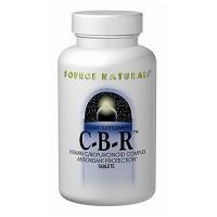 Source Naturals C-B-R vitamin C, bioflavonoid complex tablets - 100 ea
