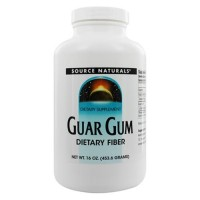 Source Naturals Guqr gum powder - 16 oz